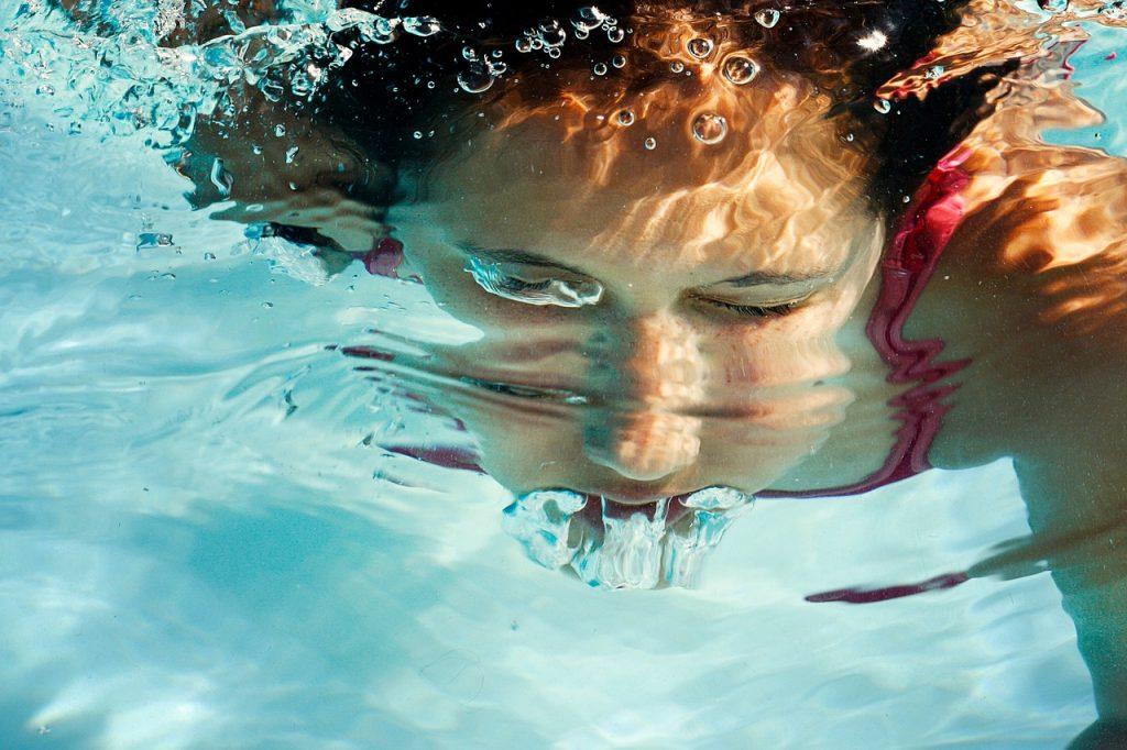 zwemles alleen vrouwen
